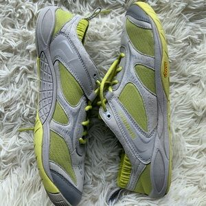 Merrell Dash Glove Lime Zest Shoes